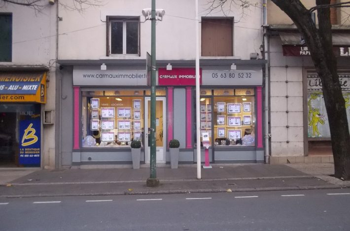 agence immobiliere carmaux